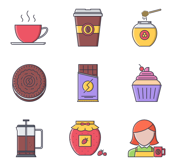 clip art transparent stock Cafe clipart small restaurant.  icon packs vector.