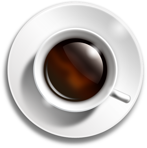 banner transparent download Free Coffee cup icon