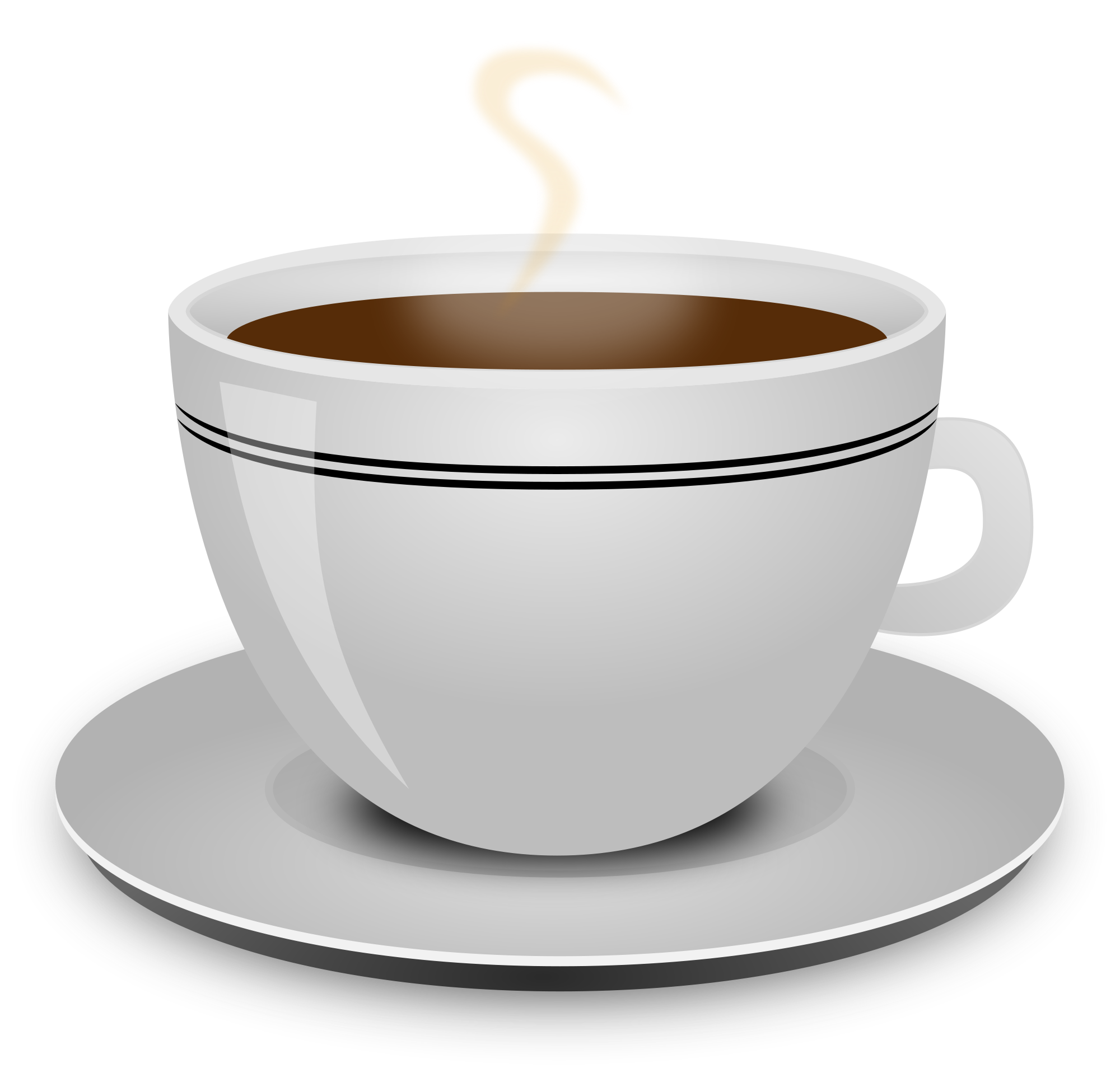 image library transparent coffee file #105454730