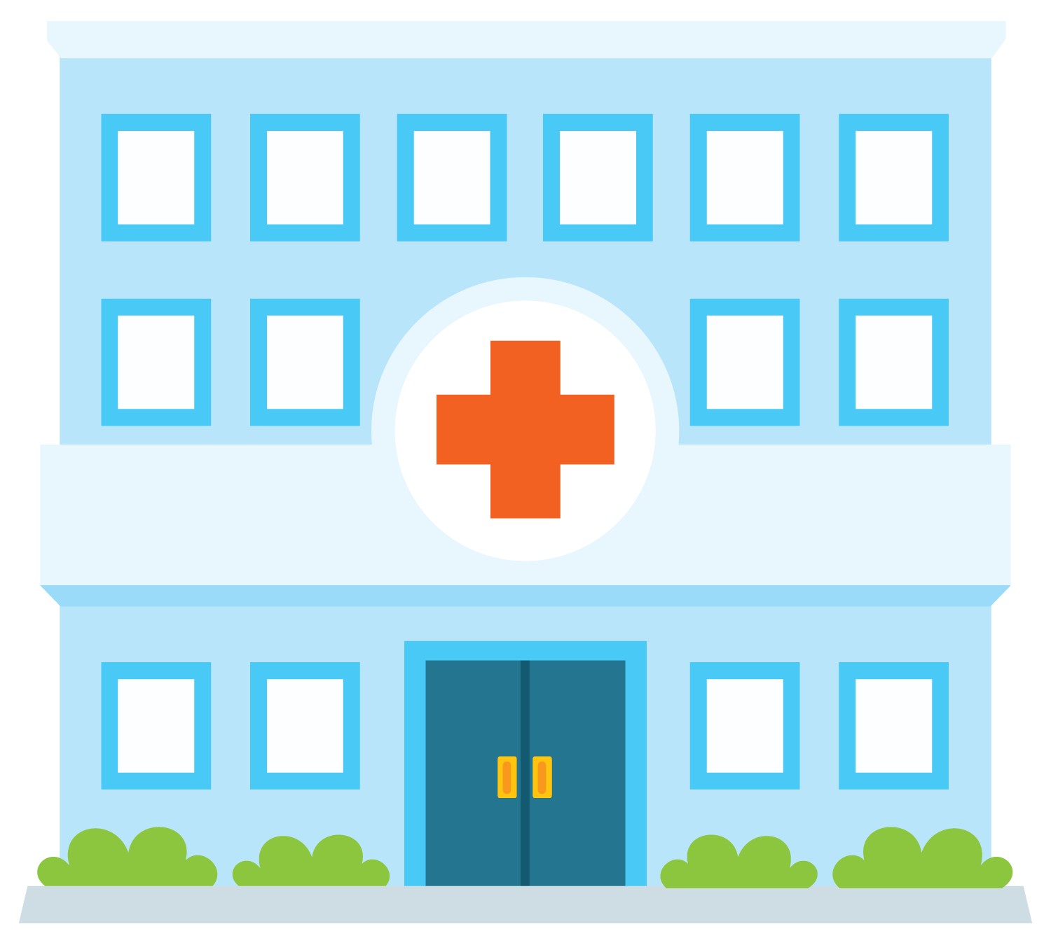 png download Hospital Clipart simple