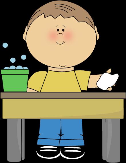 clipart free stock Wash table clip boy. Art class clipart.