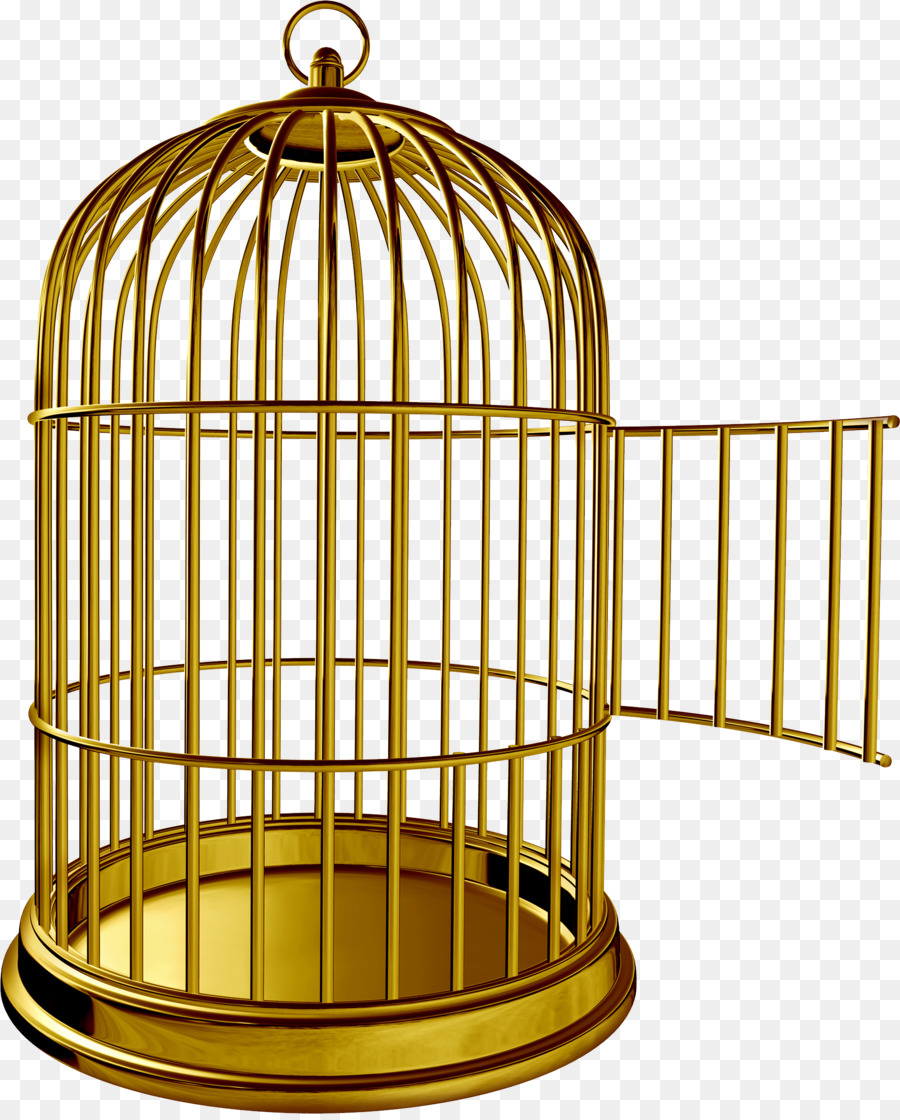 graphic free download Bird transparent clip art. Cage clipart.