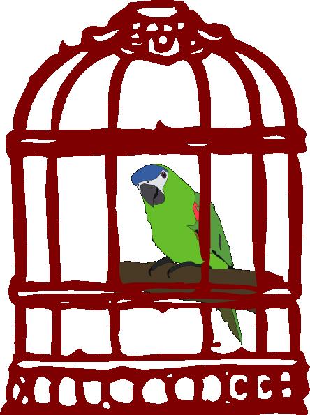 clipart transparent Pet . Cage clipart.