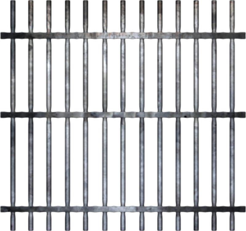 clip library stock Png transparent images pluspng. Cage clipart jail cell.