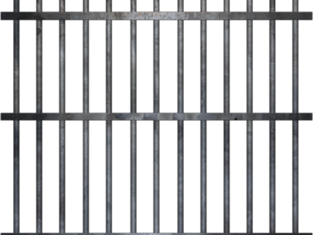 vector black and white library Free download clip art. Cage clipart jail cell.