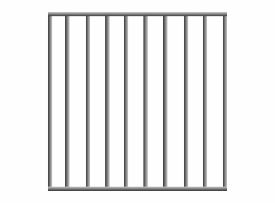 clipart black and white download Cage clipart jail cell. Bars clip art png.