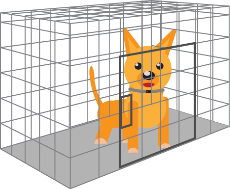 clip free stock Cage clipart rabbit cage. Dog free on dumielauxepices