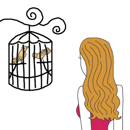 jpg free download Cage clipart sad. Caged bird dream dictionary.