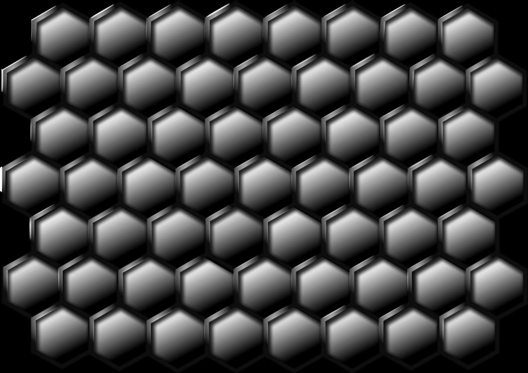 jpg library library net vector seamless hexagon pattern #100321583