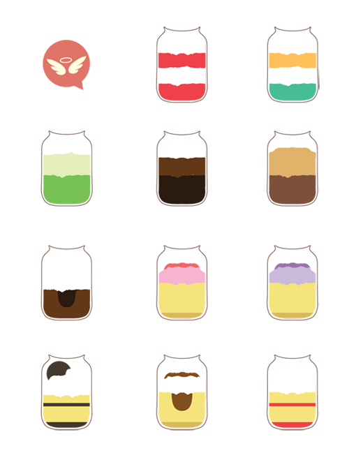 vector library download Cake clipart jar. Free on dumielauxepices net.