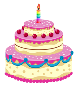 png royalty free Cake clipart transparent background. Best birthday png images.