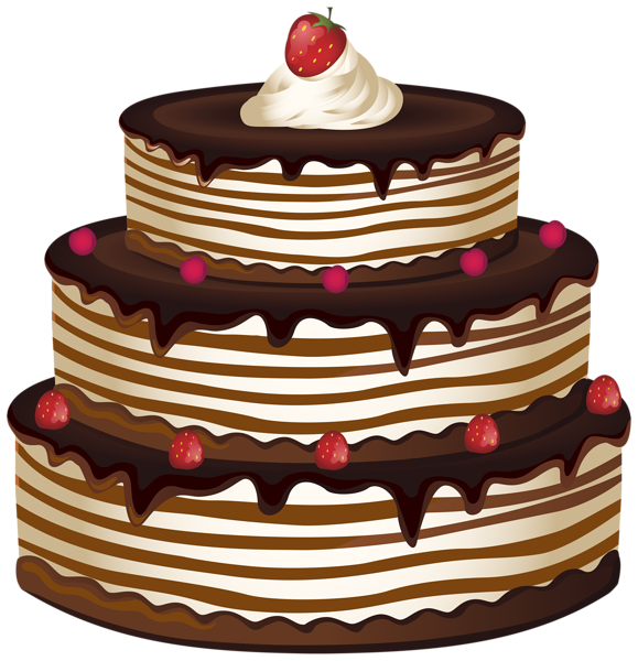 freeuse stock Png clip art image. Cake clipart transparent background.