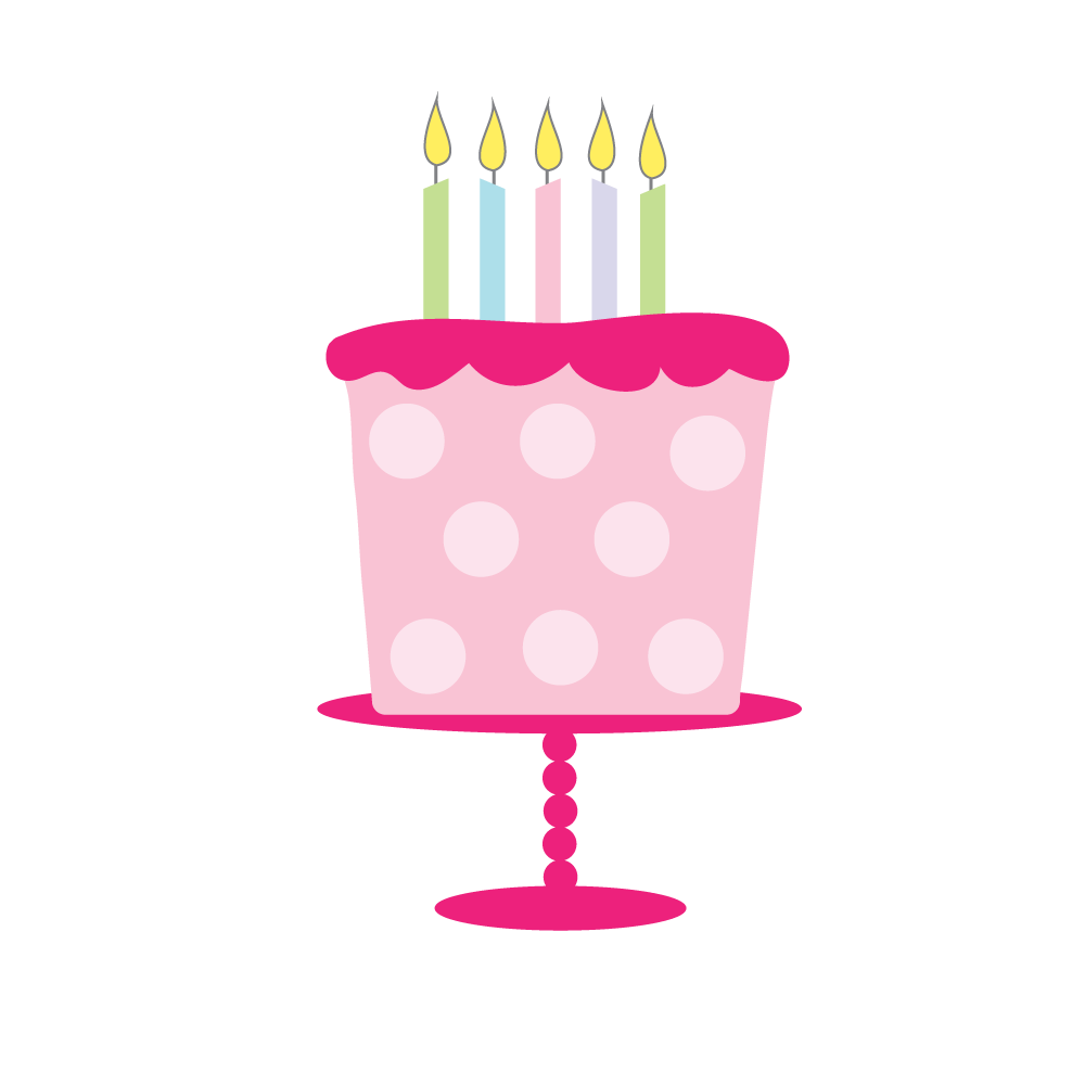 picture transparent stock Free birthday cake for. Muffins clipart elegant