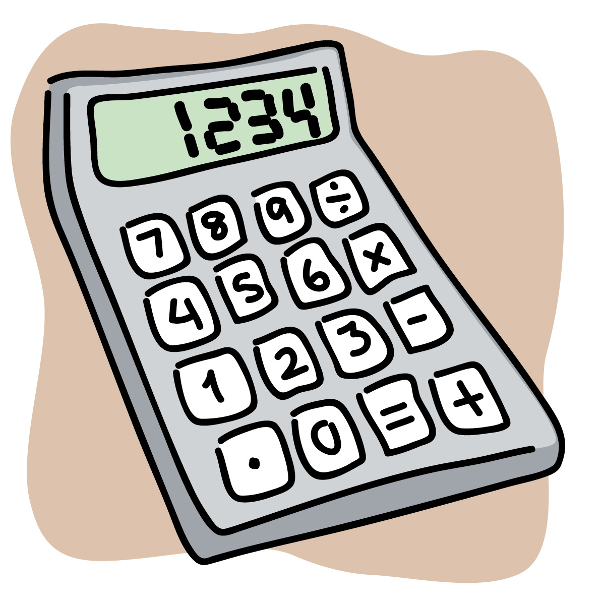 png transparent download Calculator clipart. Free cliparts download clip