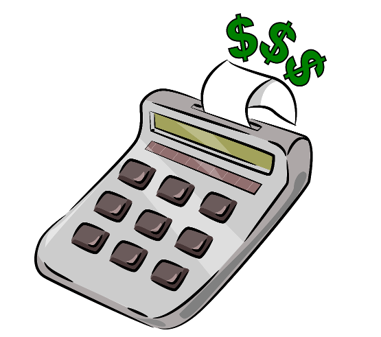vector library Calculator clipart. Amount free on dumielauxepices