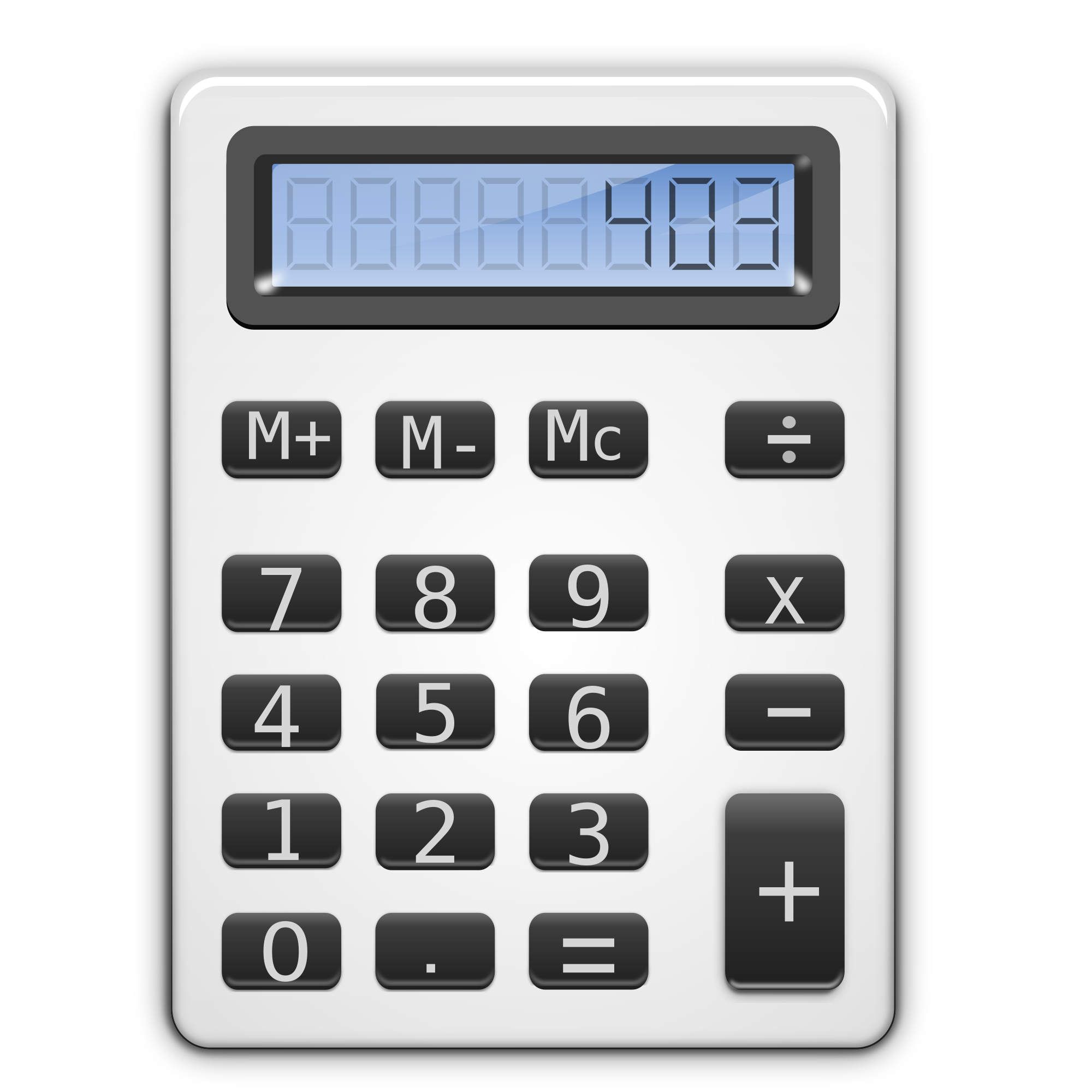 picture freeuse download Cilpart isolated on royalty. Calculator clipart financial calculator.