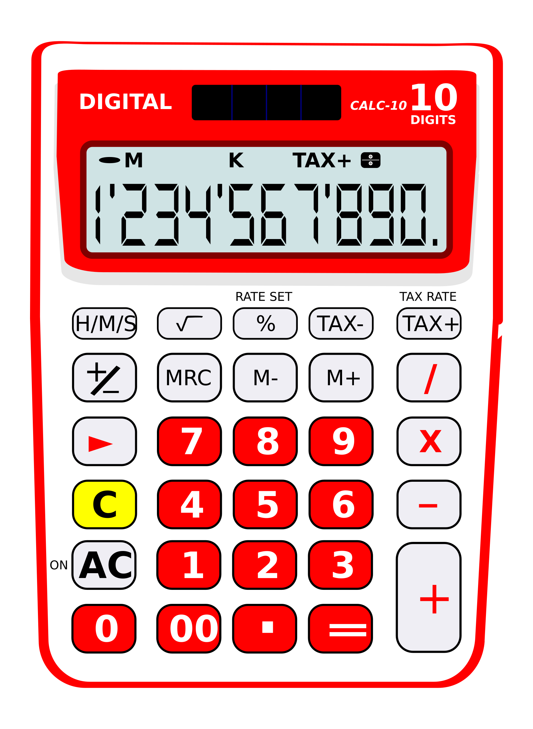 clip freeuse Amount free on dumielauxepices. Calculator clipart financial calculator.