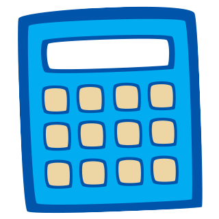 transparent stock Calculator clipart financial calculator. Car loan find your.