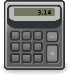 download Accessories clip art at. Calculator clipart small