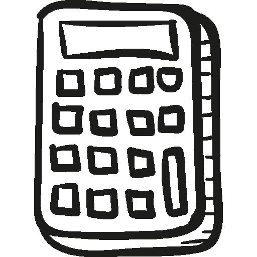 image transparent stock Draw Calculator