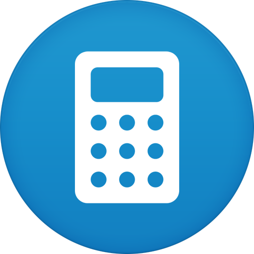 jpg royalty free calculator icon free download as PNG and ICO formats