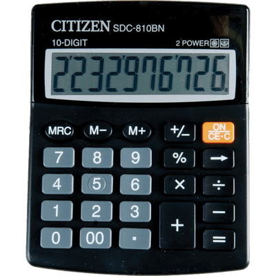 vector royalty free download Vintage Calculator transparent PNG