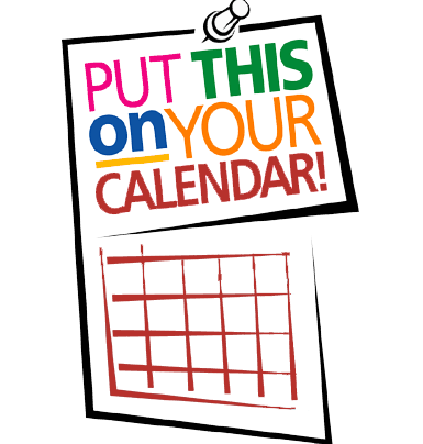 clipart transparent download Mark your clip art. Calendar clipart