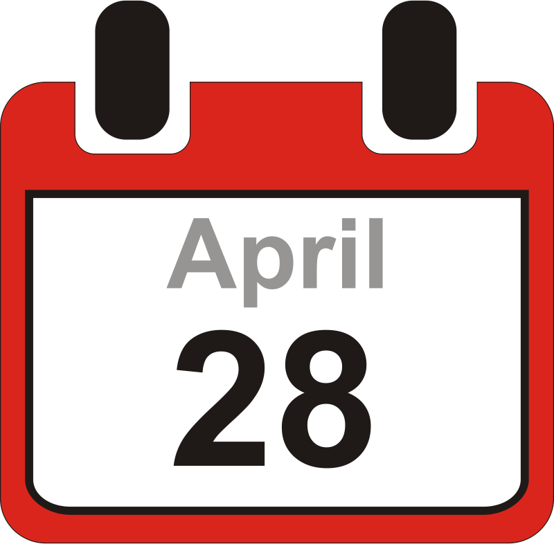 graphic library Medium image png . Calendar clipart.