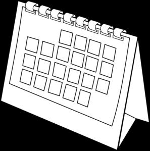 vector free download Clip art at clker. Calendar clipart vector.