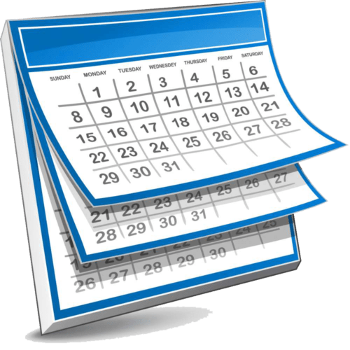 picture black and white download January clipart for calendars. Calendar timmins ringette association.