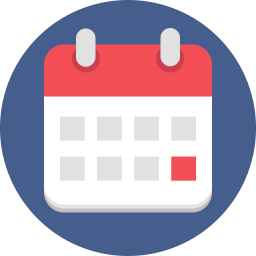 clipart freeuse Calendar Icon Flat