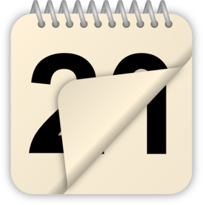 banner free library Calendar Icon Clip Art at Clker