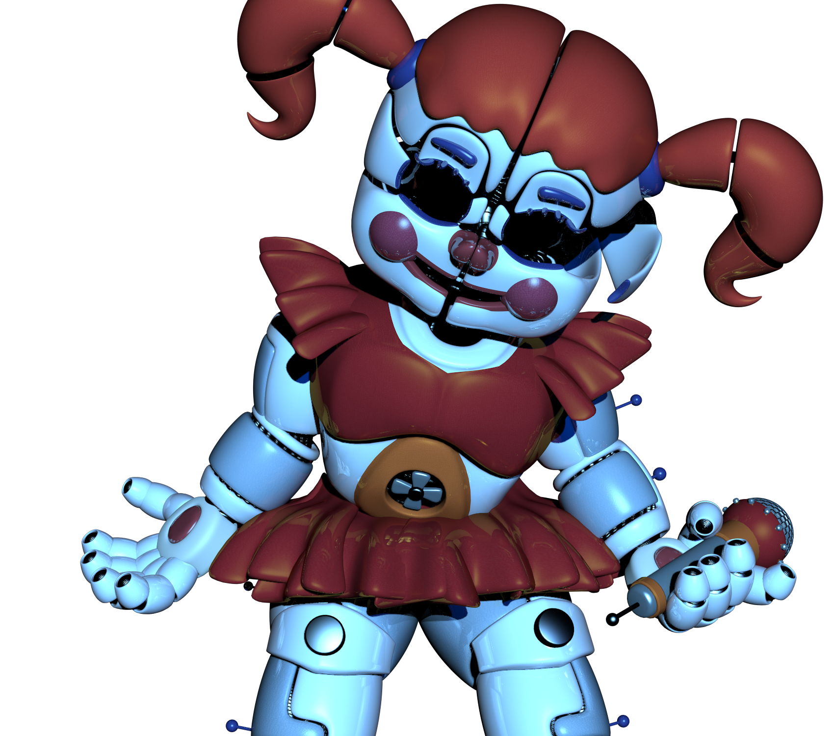 graphic freeuse library Circus Baby