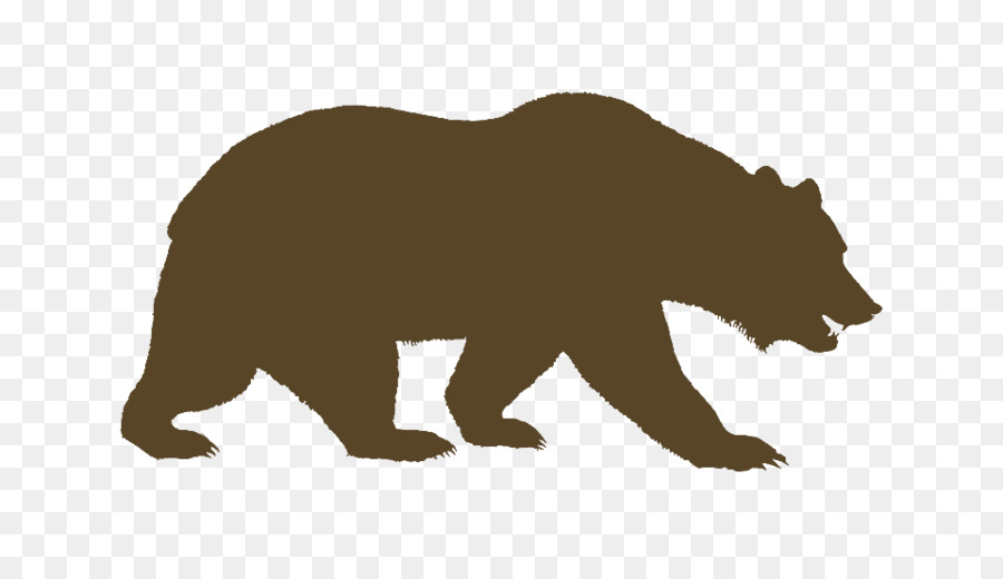 image freeuse download California bear clipart. Transparent clip art