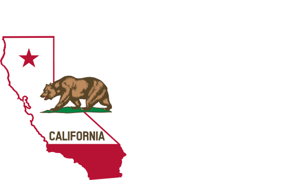 banner black and white Grizzly clipart bear cali. State of california with