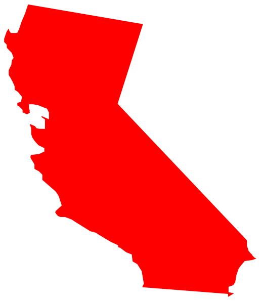 clipart California Clip Art at Clker
