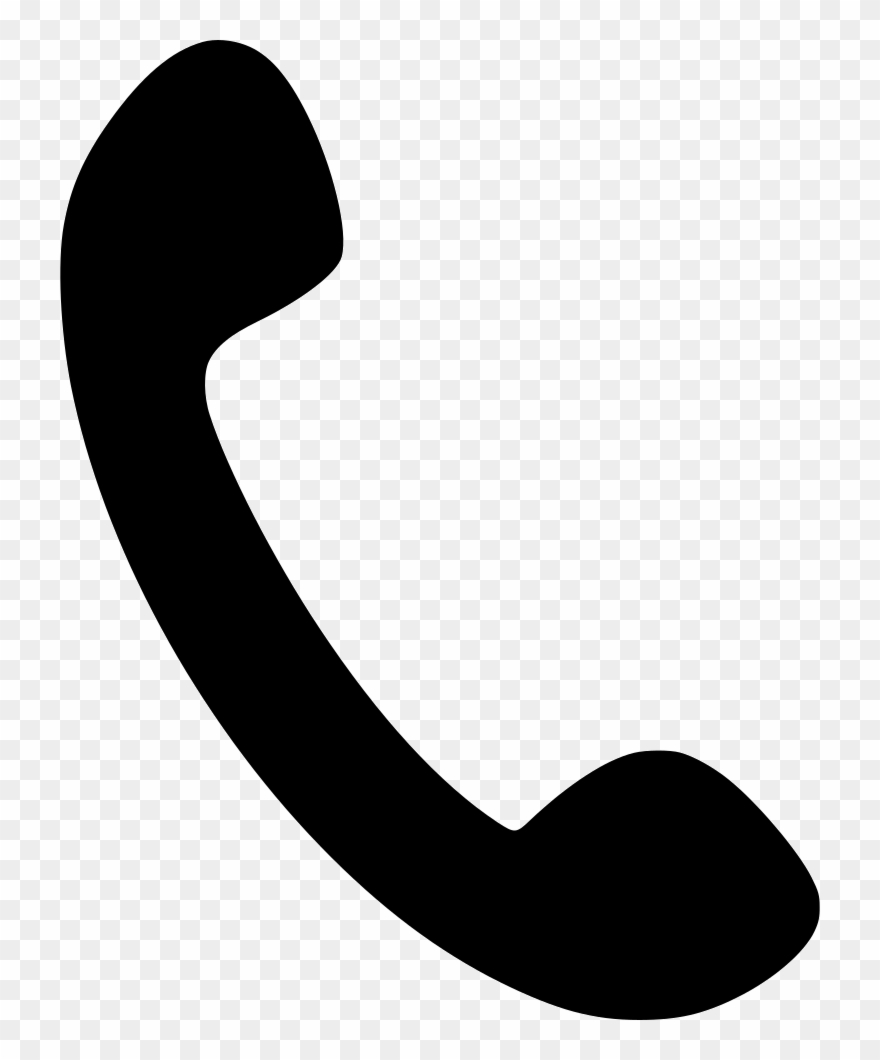 graphic free Call clipart phone handset. Ring contact conversation svg