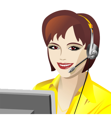 clip art royalty free stock Tele caller lady and. Call clipart telecaller.