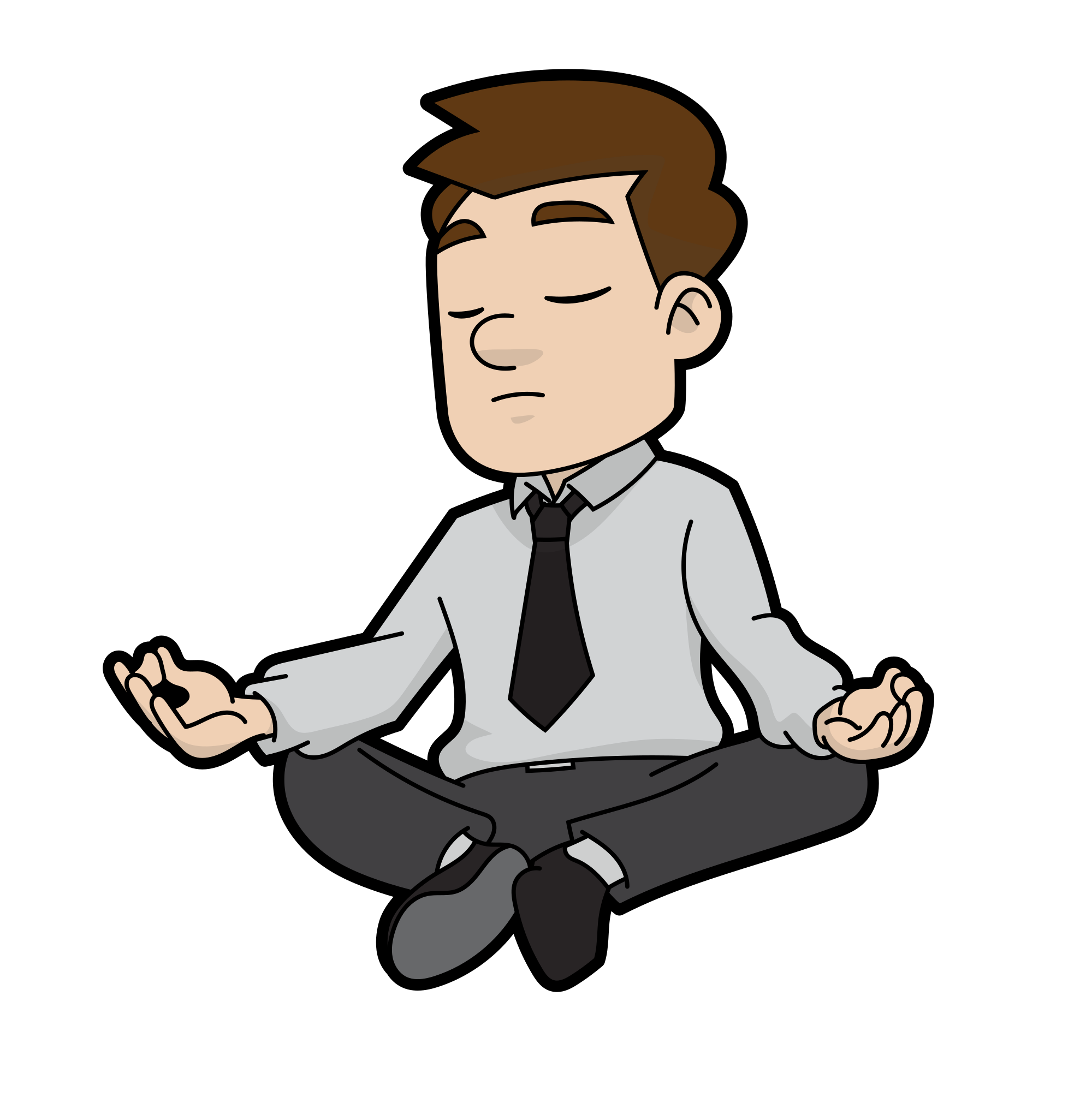 jpg transparent library How to Meditate by Yourself