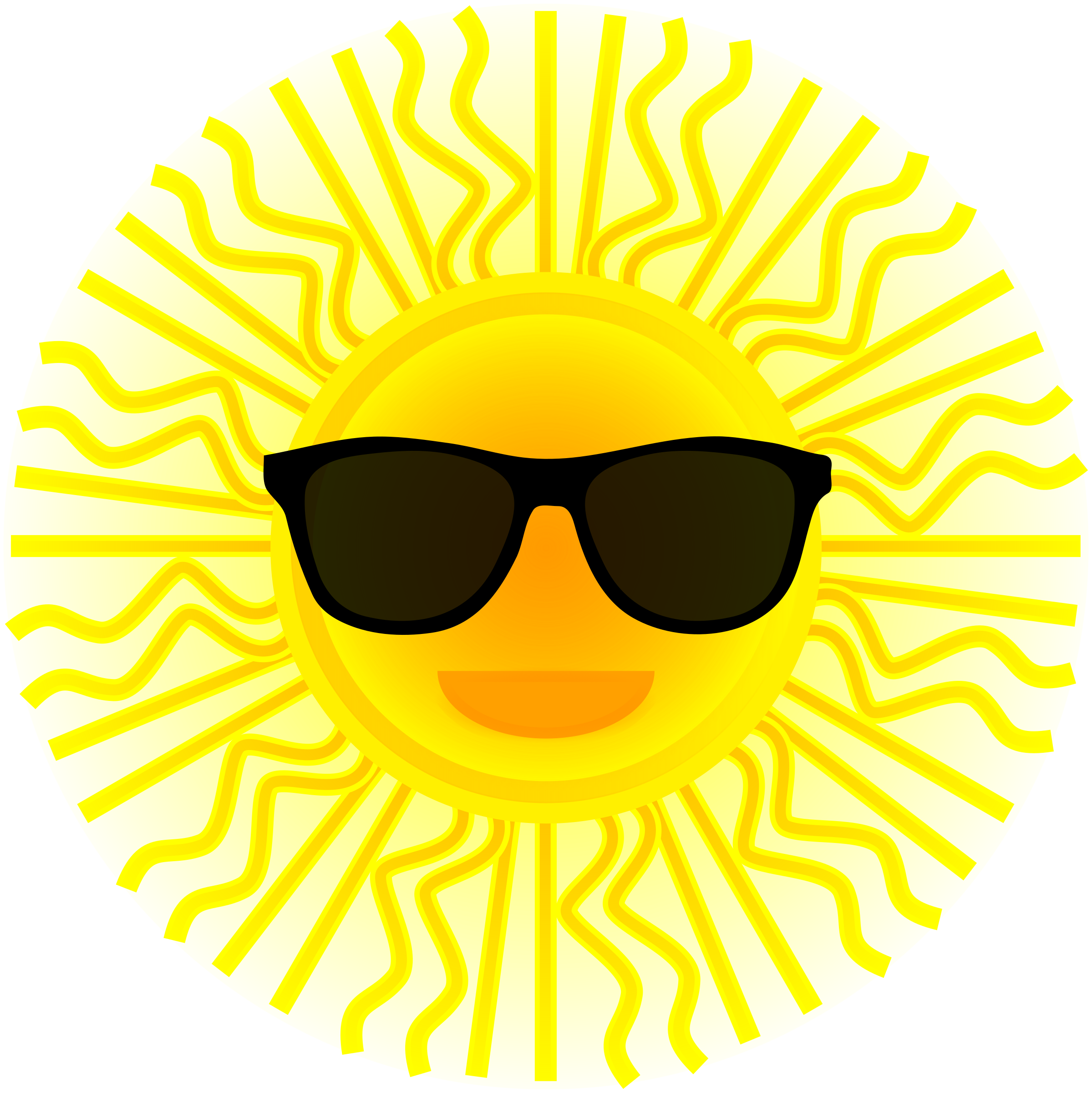 picture transparent library Goggles clipart glares. Summer sunglass free on