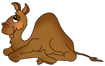 jpg freeuse library Camel clipart. Free clip art by