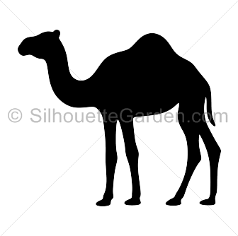 clip free library Silhouette clip art download. Camel clipart camel shadow.