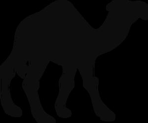 jpg freeuse download Desert Silhouette Art at GetDrawings