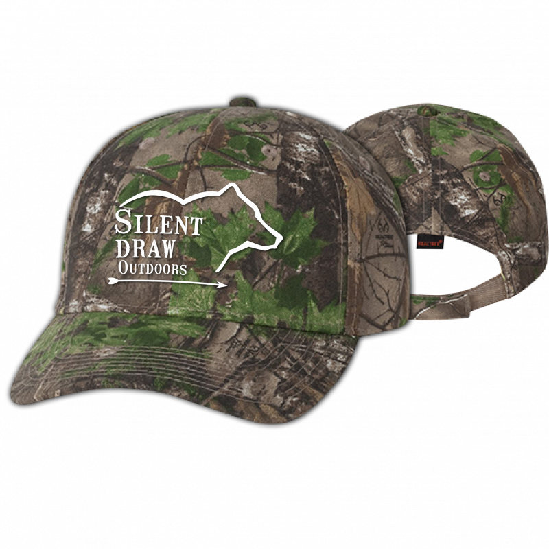 graphic royalty free download Embroidered Realtree Camo Hat