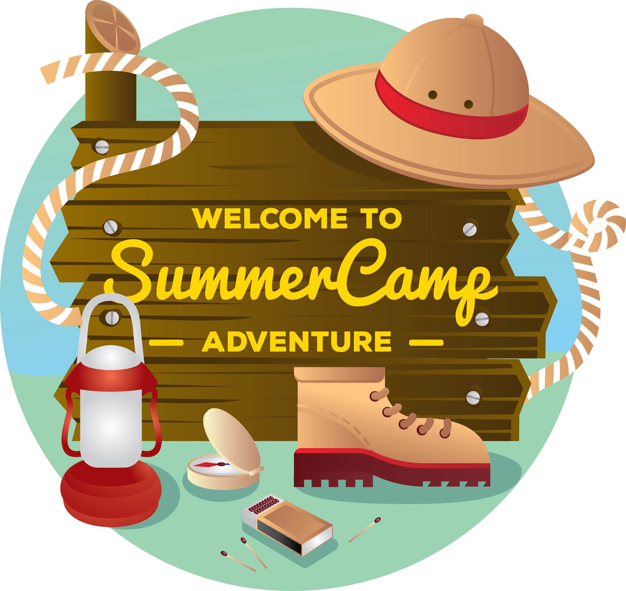 clip art stock Outdoor education free on. Camp clipart.