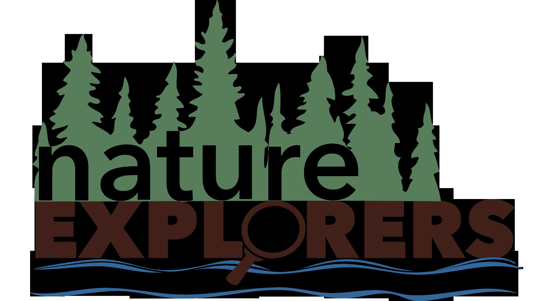 vector transparent stock Nature Explorers Camps