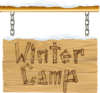 image freeuse library Camp clipart winter. Mark your calendars cub.