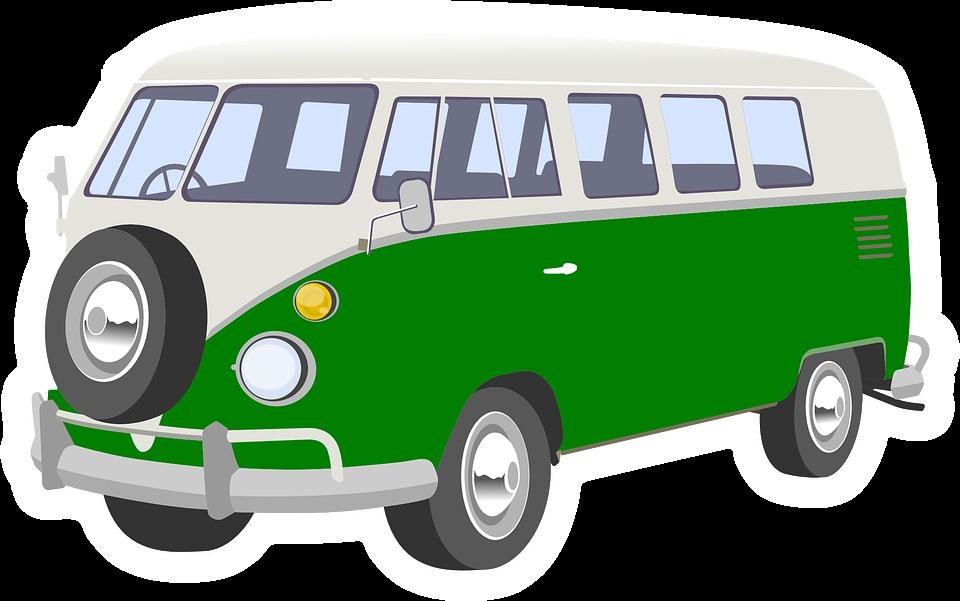 banner freeuse stock Van png pinterest vanpng. Roofing clip bus vw.