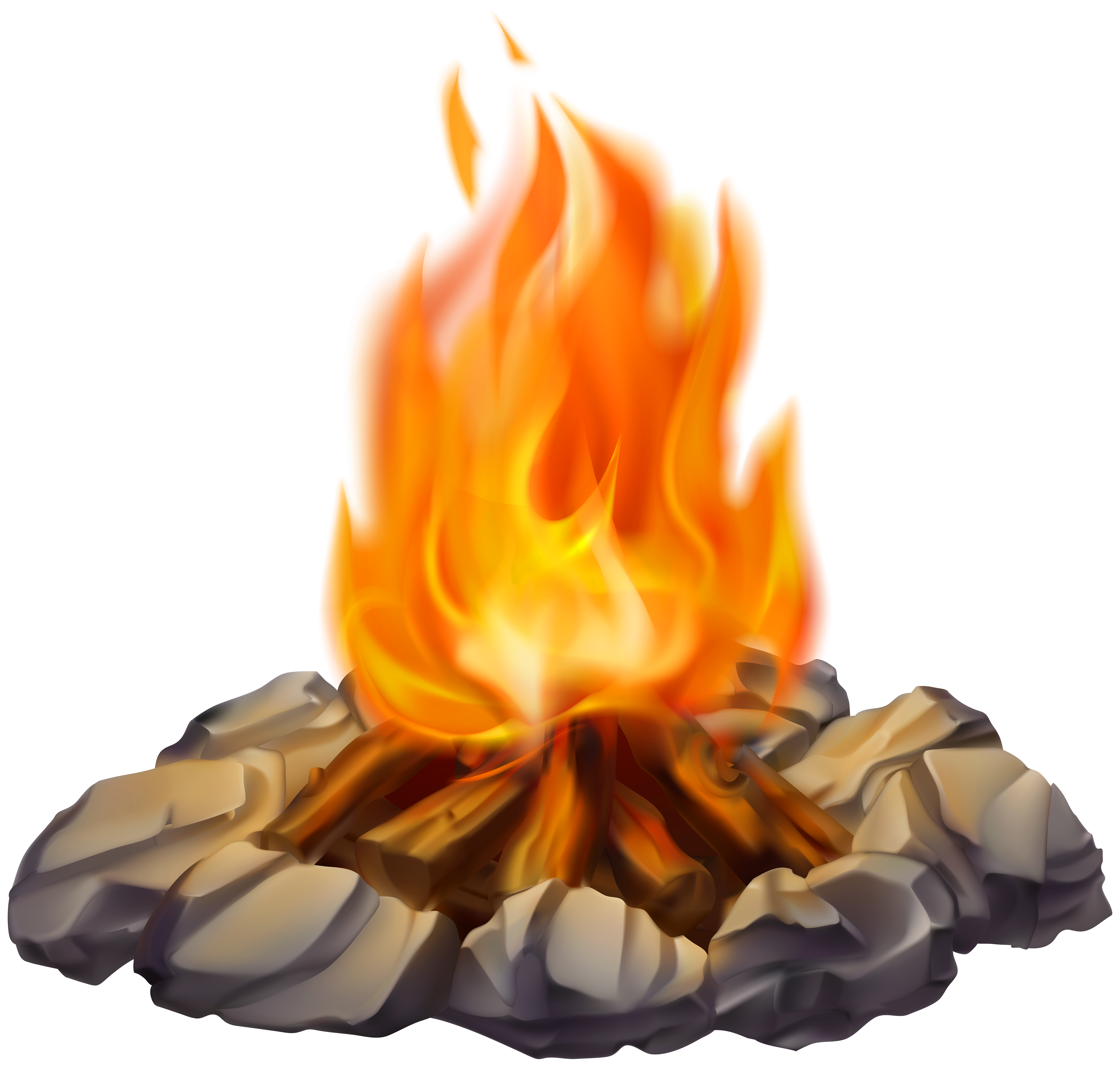 image stock Campfire clipart. Png clip art image