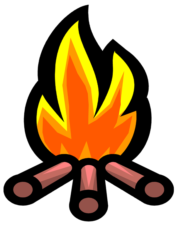 svg free library Png free icons and. Campfire clipart